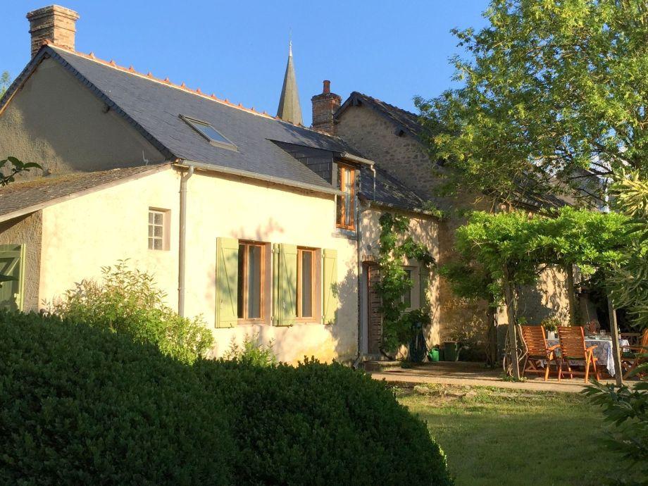 Außenaufnahme Maison de vacances - TINTURY