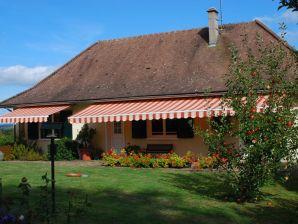 Ferienhaus Balcon de Pannecière