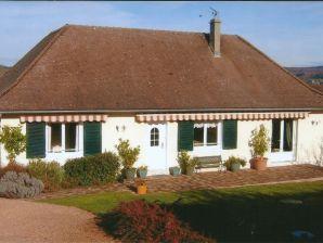 Ferienhaus Rêve de Pannecière