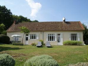 Ferienhaus Maison de vacances Crottefou