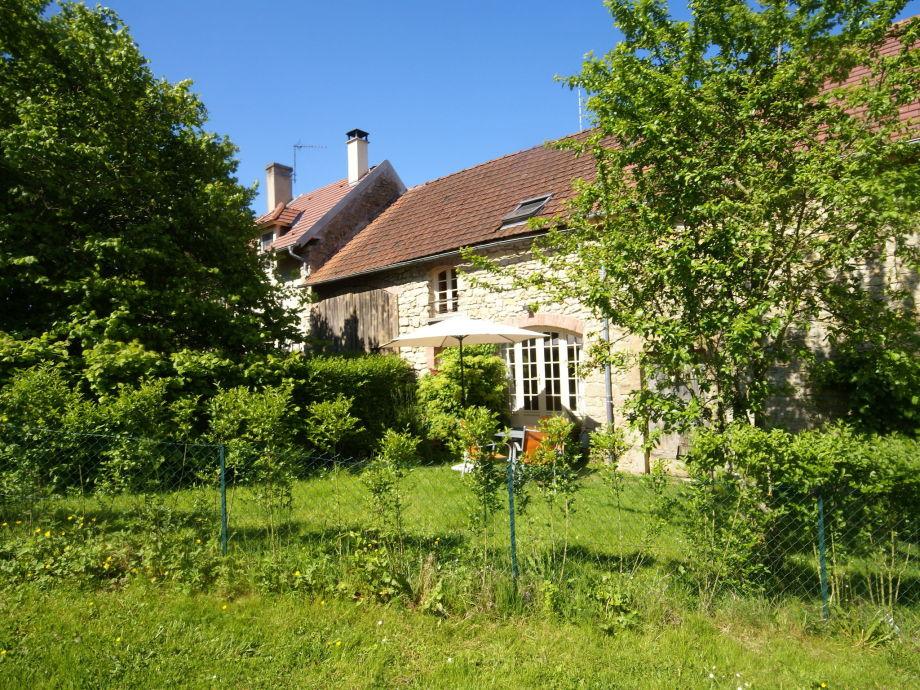Außenaufnahme Maison de vacances - TANNAY