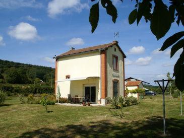 Ferienhaus Maison de vacances - CRUX-LA-VILLE
