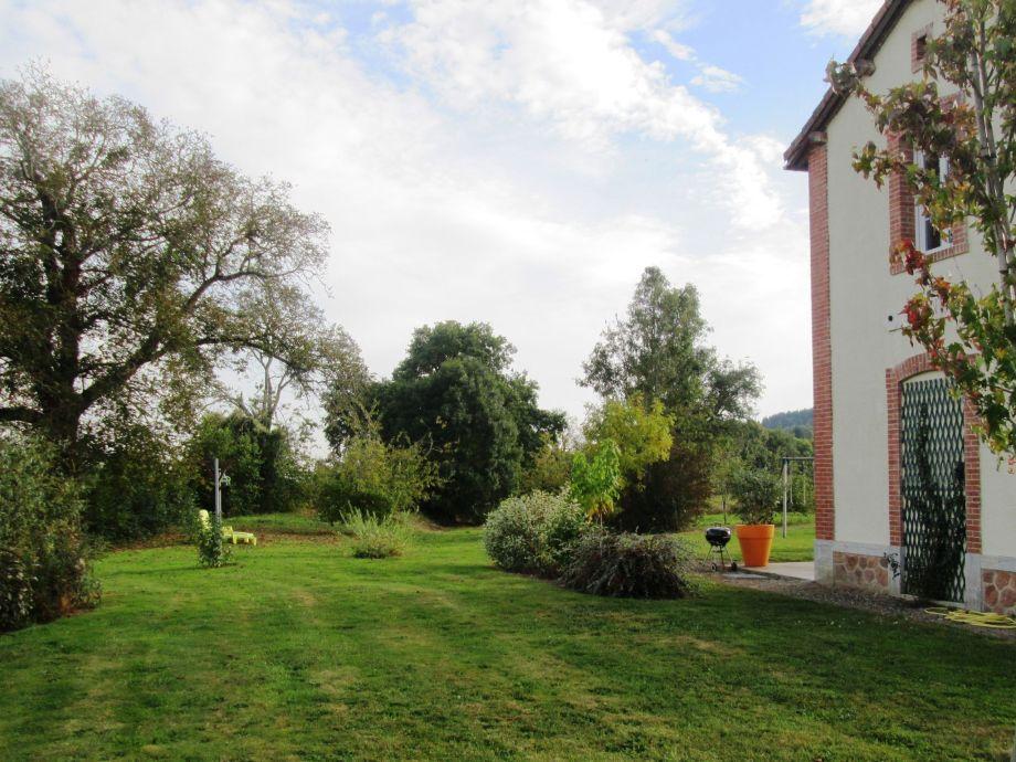Außenaufnahme Maison de vacances - CRUX-LA-VILLE