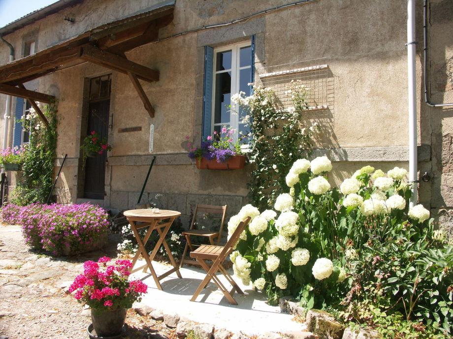 Außenaufnahme Gîte Sioullet
