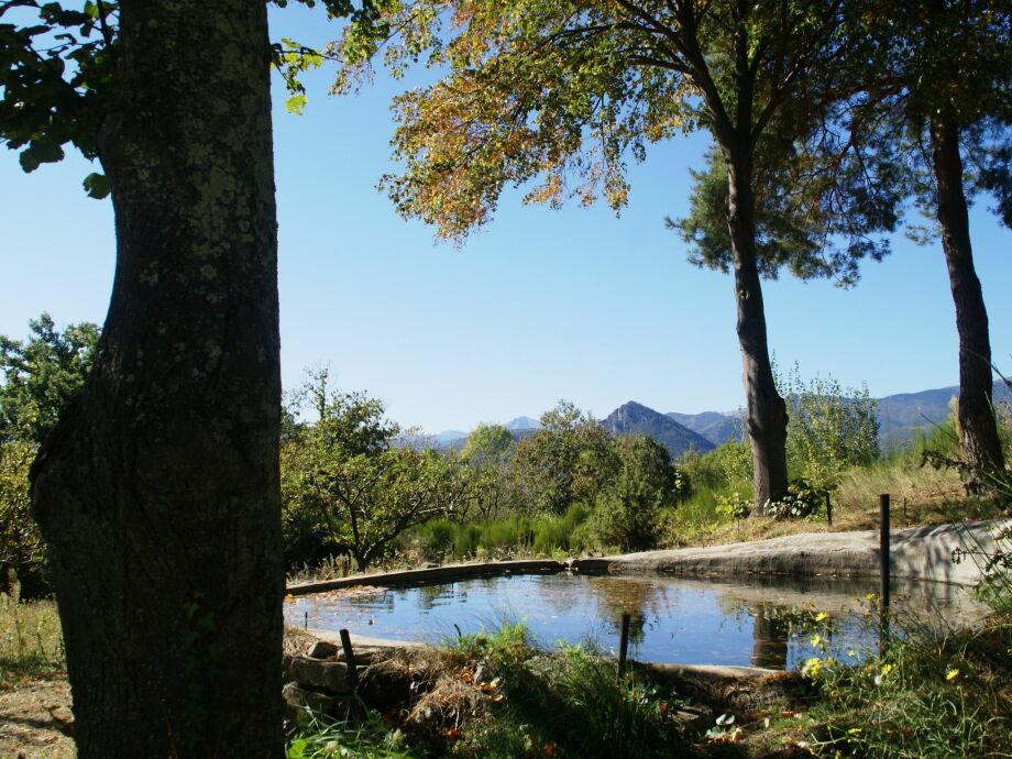 Außenaufnahme La Forge del Mitg
