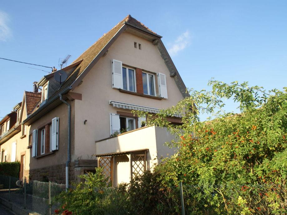 Außenaufnahme Maison de vacances - LICHTENBERG