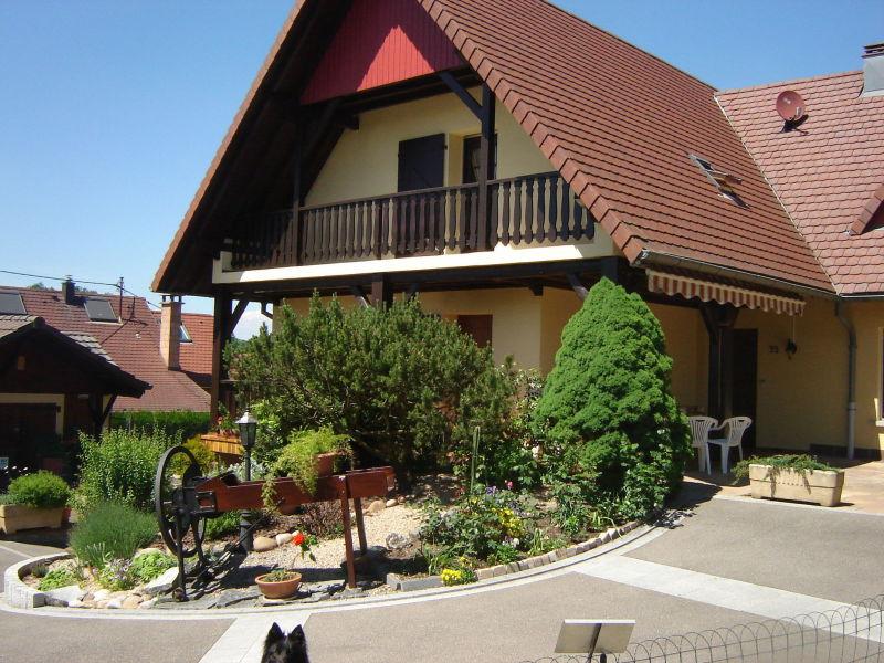 Ferienhaus Au Cheval Blanc
