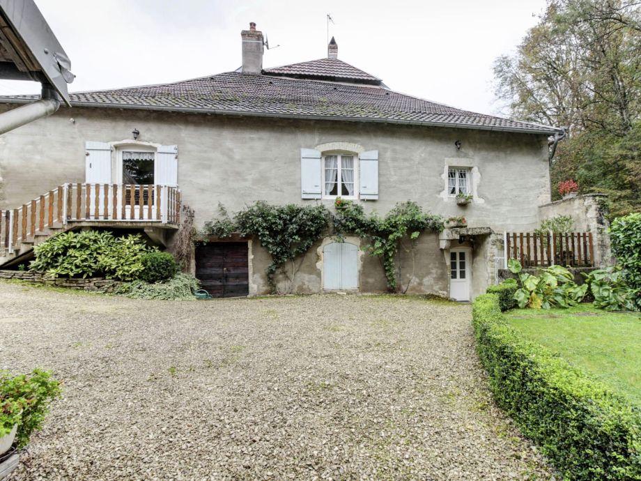 Außenaufnahme Maison de Vacances -  Charcenne