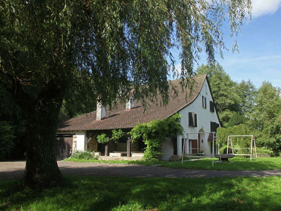 Außenaufnahme Moulin des Ronces