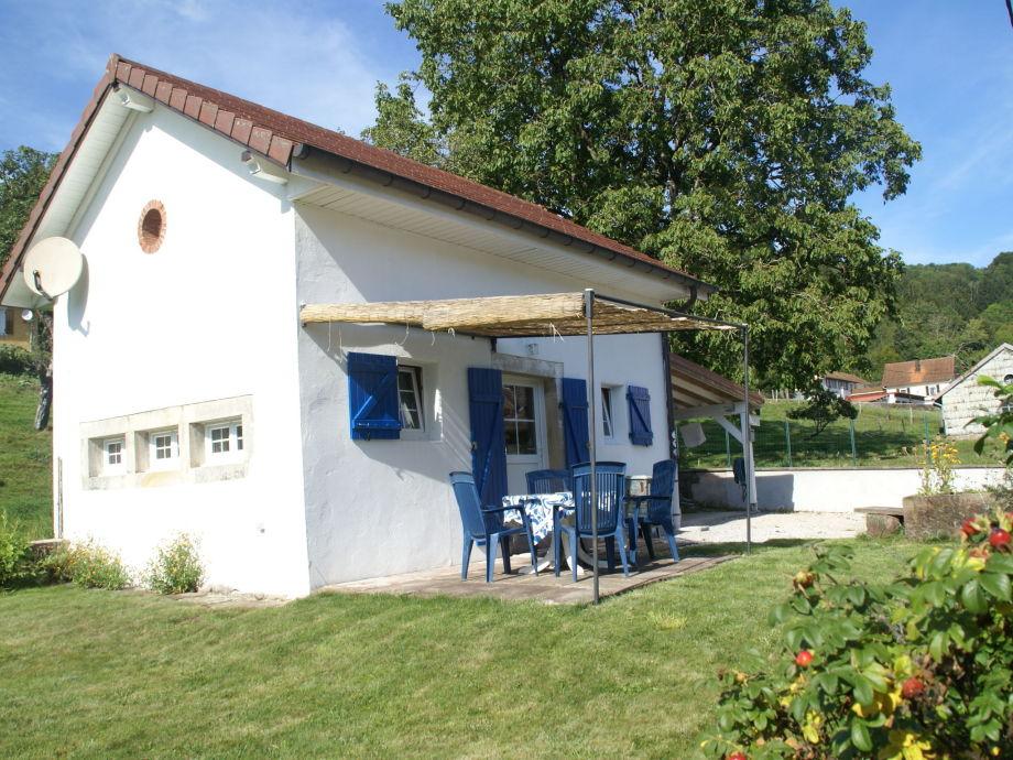 Außenaufnahme Maison de vacances - LE-HAUT-DU-THEM
