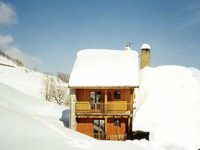Vista Mont Blanc