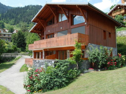 Chalet Appartement Le Pointon III