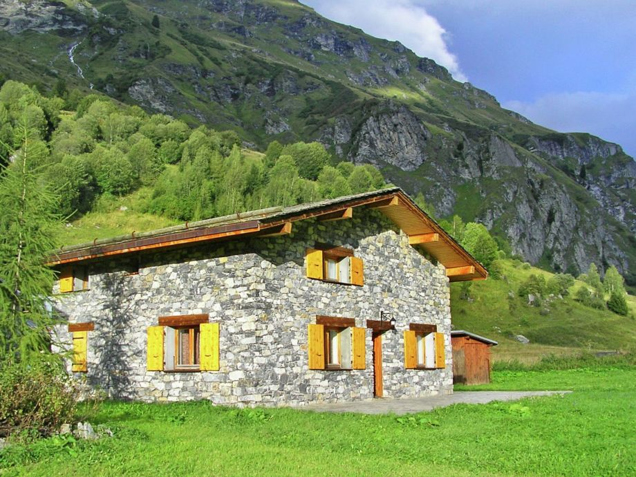 Außenaufnahme Au Coeur de la Vanoise