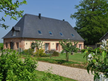Ferienhaus Le Bois Saleu
