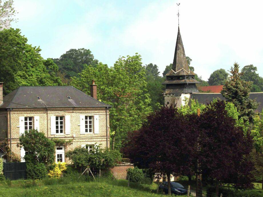 Außenaufnahme Maison de vacances - HUCHENNEVILLE