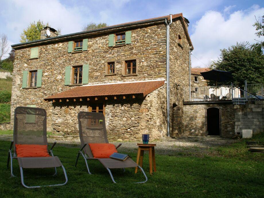 Außenaufnahme Maison de village