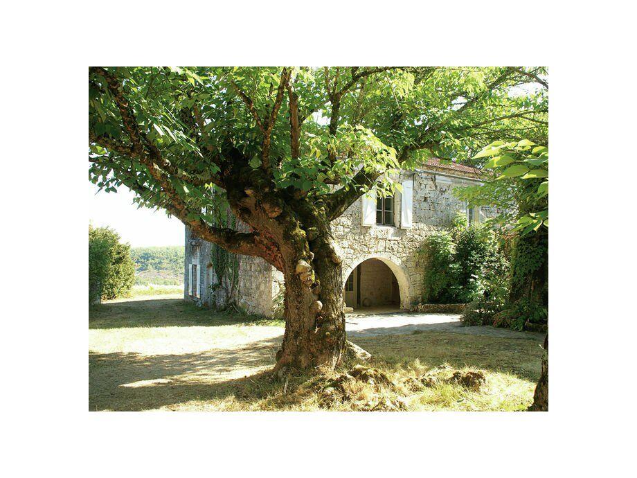 Außenaufnahme Maison de vacances - MONTAIGU DE QUERCY