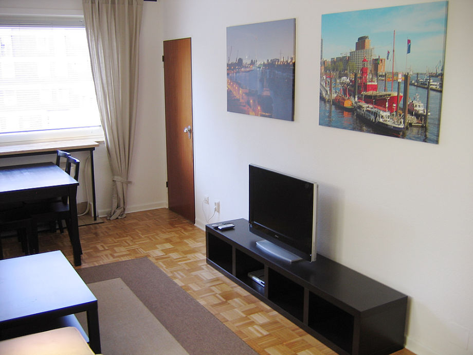 Ausstattung Hamburg City2 Wifi