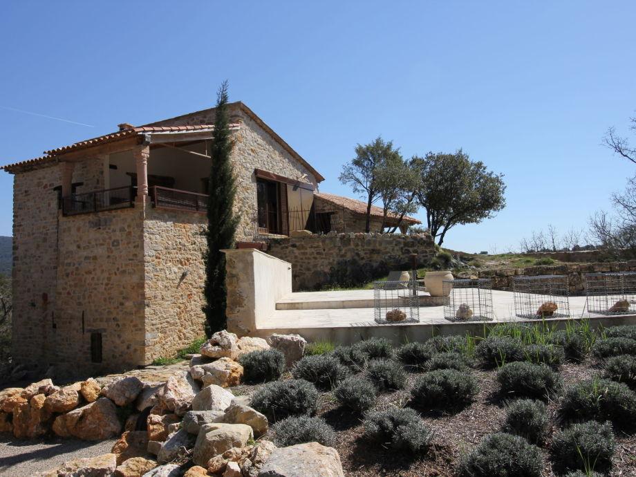 Außenaufnahme Villa Alesia
