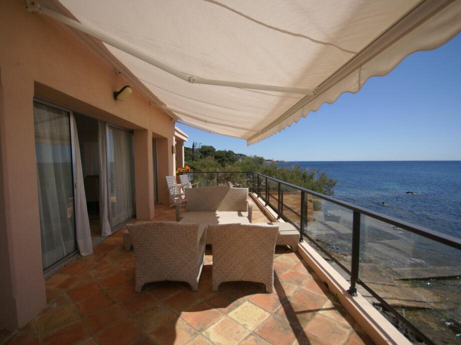 Außenaufnahme Villa - SAINTE-MAXIME