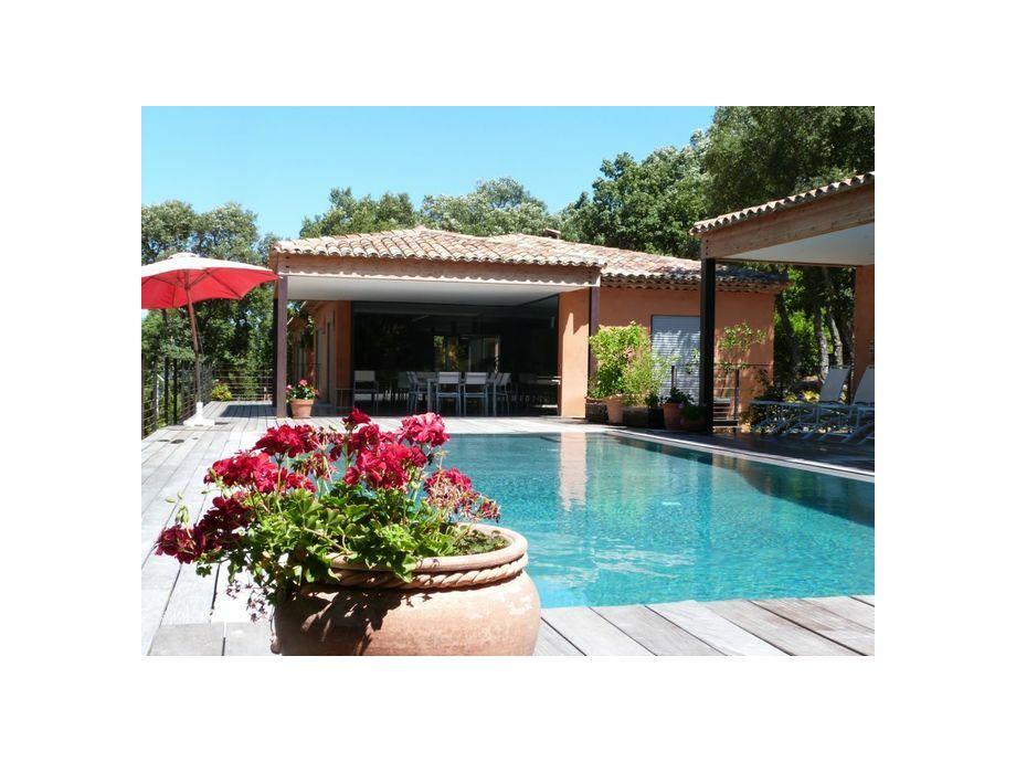 Außenaufnahme Villa Terence / La Suberaie