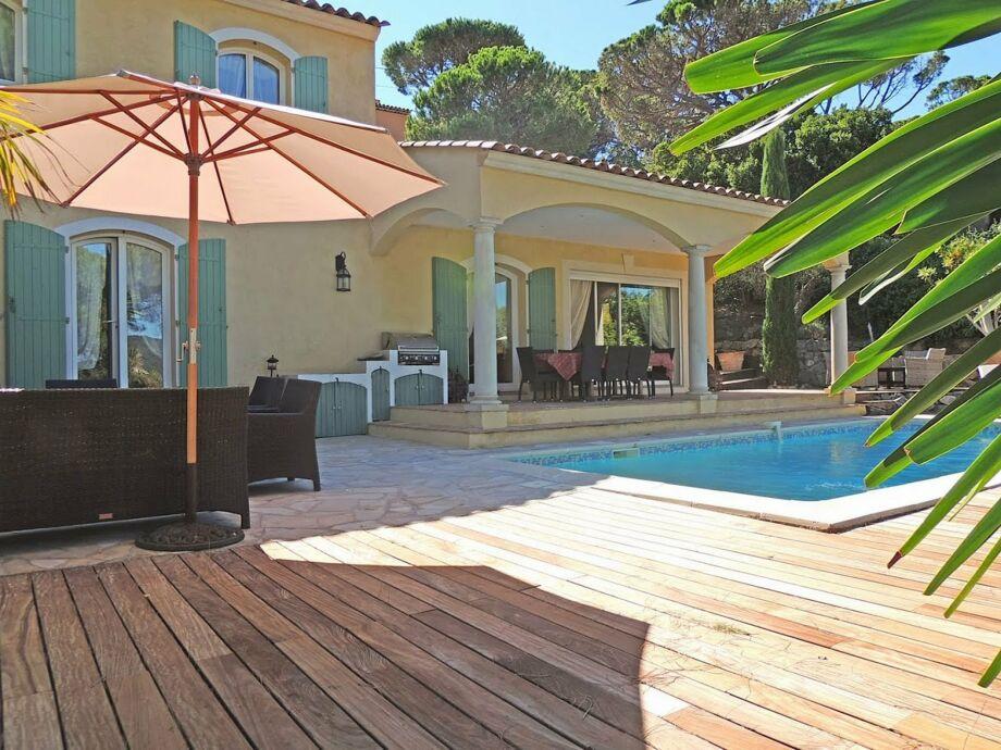 Außenaufnahme MAR Villa Marévalande