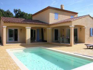 Ferienhaus Villa d'Artagnan 8 personen