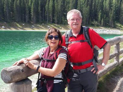 Ihr Gastgeber Norbert und Isabella van den Berg