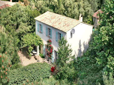 Villa La Ruïne met studio Valdegilly
