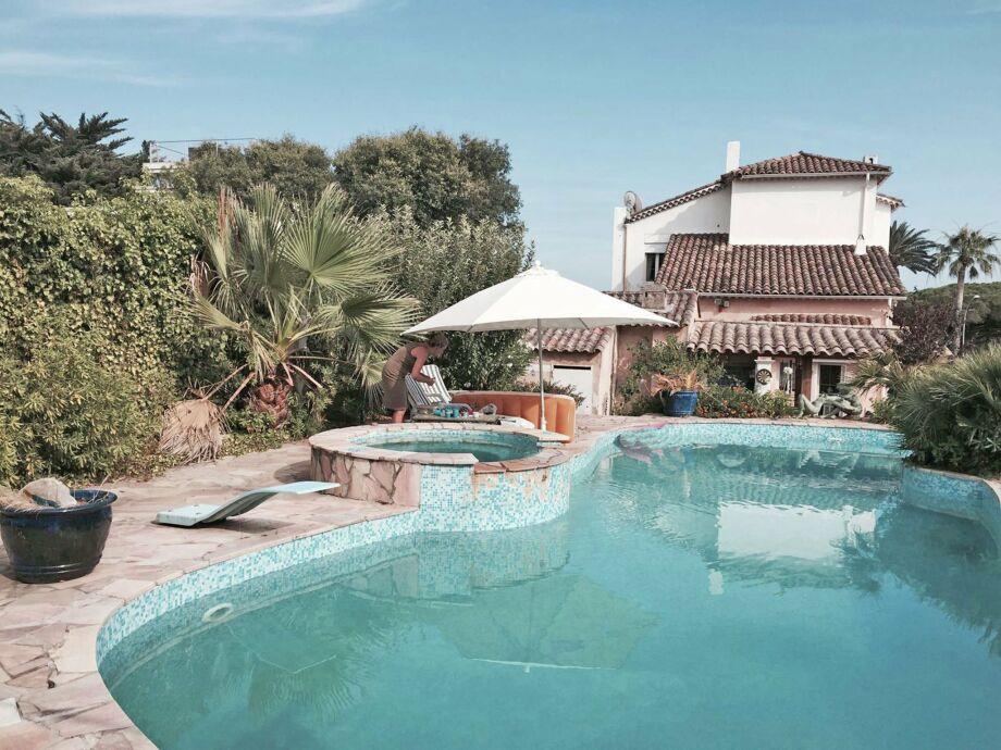 Außenaufnahme Villa Loriana