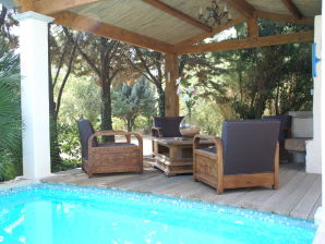 Ferienhaus Maison de vacances - LE LUC