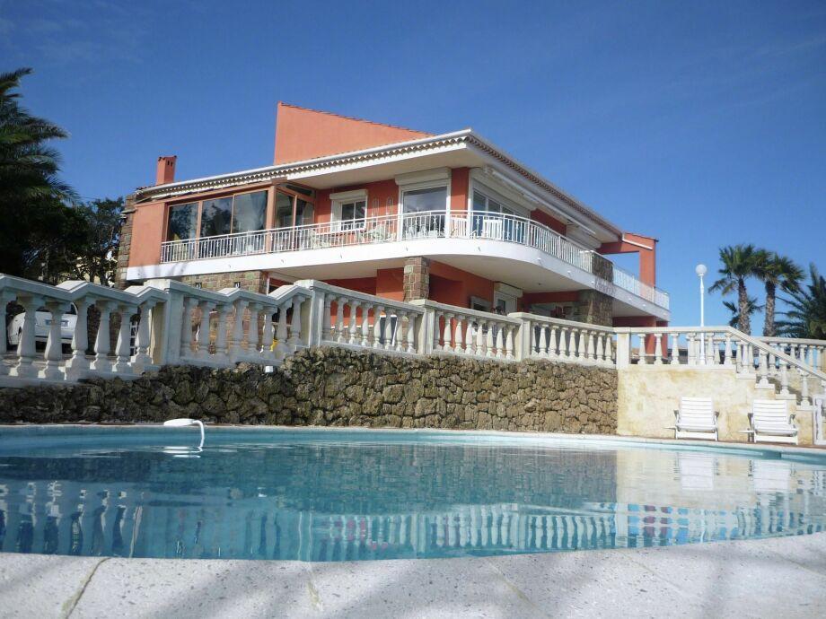 Außenaufnahme Villa Gaillarde