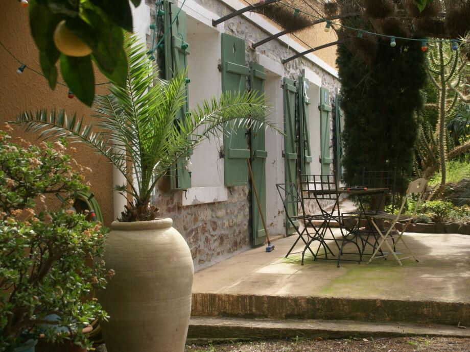 Außenaufnahme Maison de vacances - Hyères