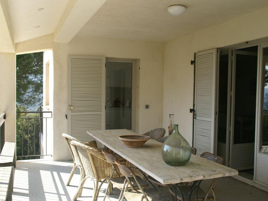Außenaufnahme Villa - LA-CROIX-VALMER