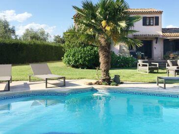 Villa Vue et Mimosa sur la Côte d'Azur