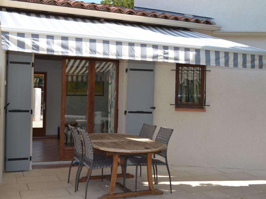 Außenaufnahme Maison de vacances - ST MAXIMIN-LA-STEBAUME