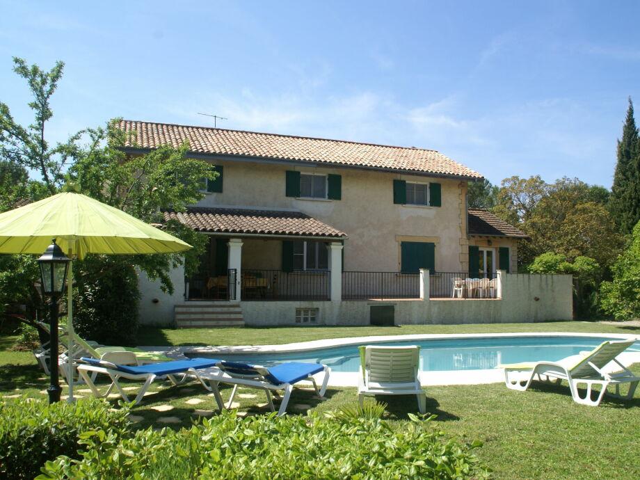 Außenaufnahme Villa - LORGUES