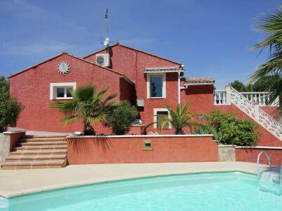 Villa la Palmeraie