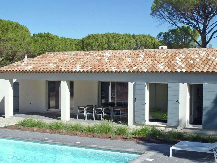 Außenaufnahme Villa Luxe Provence et Mer