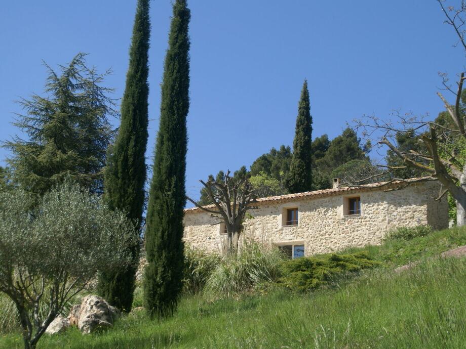 Außenaufnahme Villa - COTIGNAC