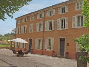 Villa Château Camparnaud