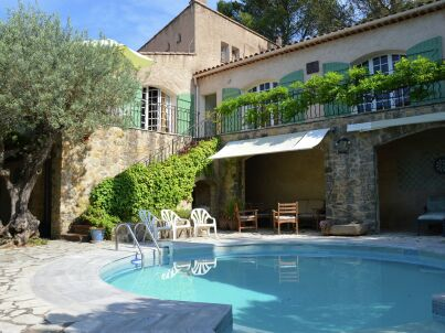Belle Villa Cotignac