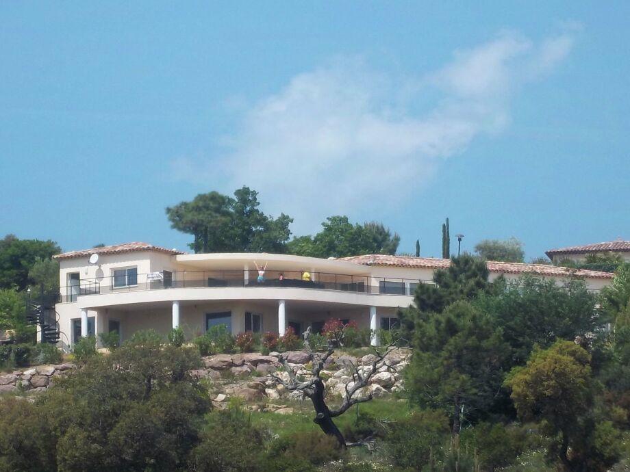 Außenaufnahme Villa le Mareret