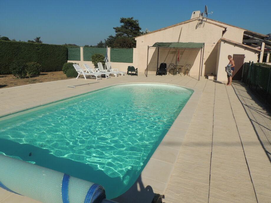 Außenaufnahme Maison de vacances - PLAN D'AUPS