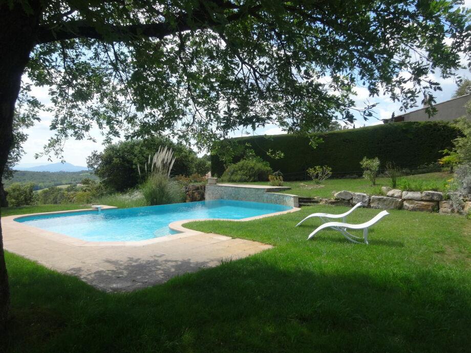 Außenaufnahme Villa Claudette