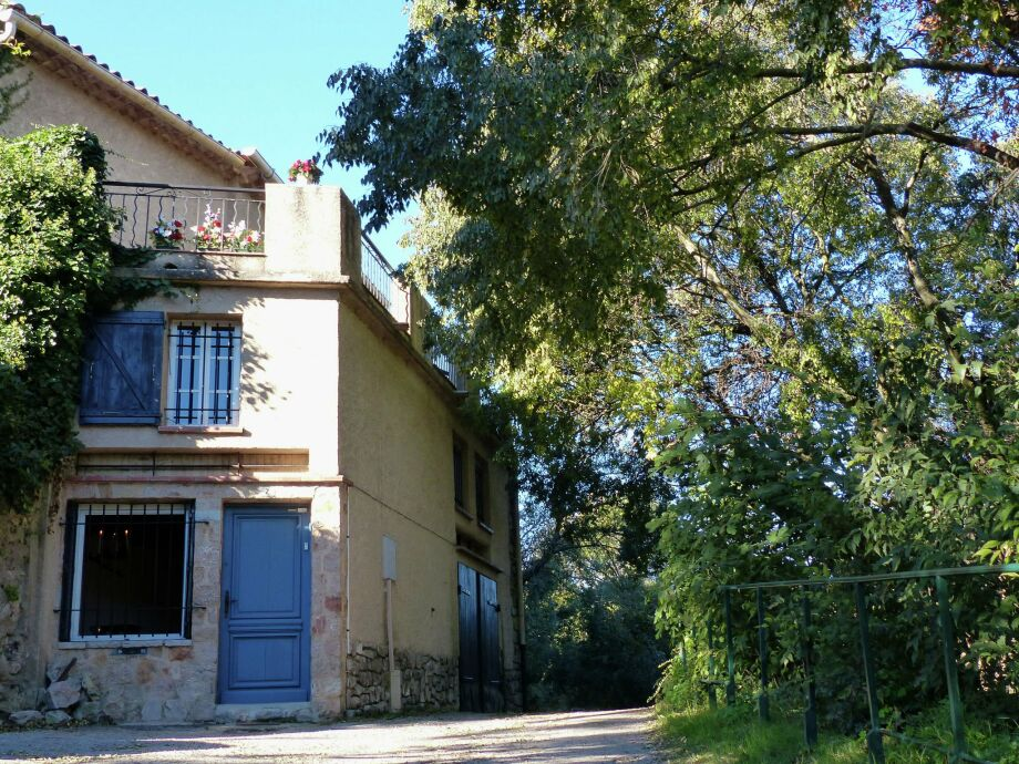 Außenaufnahme Maison Village Sillans La Cascade