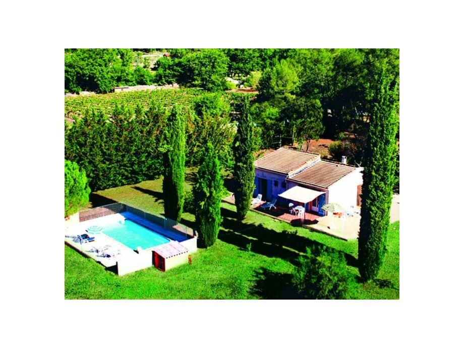 Außenaufnahme Villa - TRANS-EN-PROVENCE