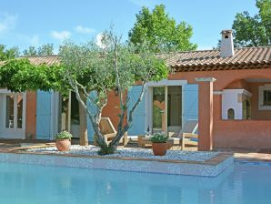 Ferienhaus Luxury loft with pool near Sainte Maxime 4 persons