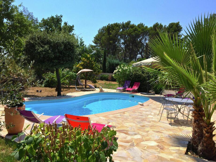 Außenaufnahme Villa des Chênes
