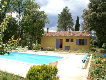 Ferienhaus Maison de vacances - NANS-LES-PINS